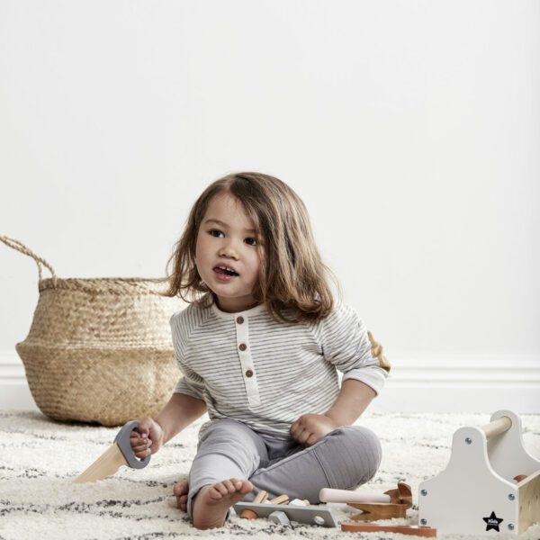 Gereedschapskist Kids Concept Naturel sfeer