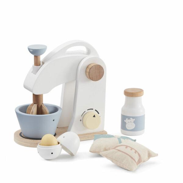 Houten mixer set Kids Concept