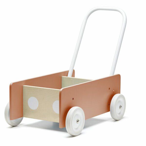 Wandelwagen Abrikoos Kids Concept