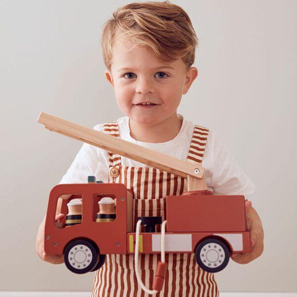 Brandweerwagen Aiden Kid's Concept zoom