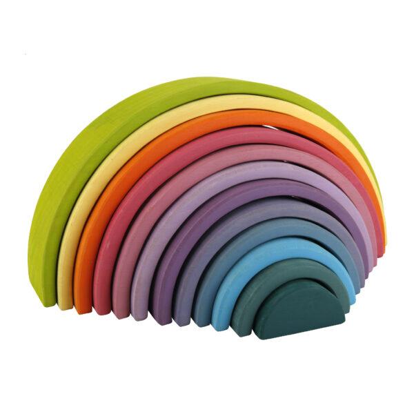 Stapeltoren regenboog Jindl