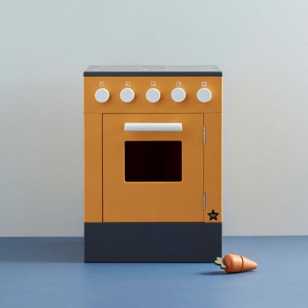 Oven Bistro Kid's Concept okergeel sfeer