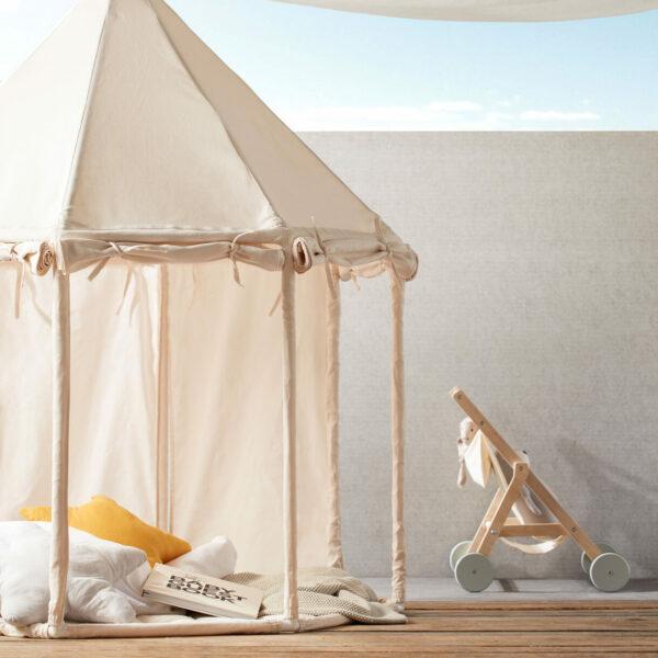 Paviljoen tent Kid's Concept wit sfeer