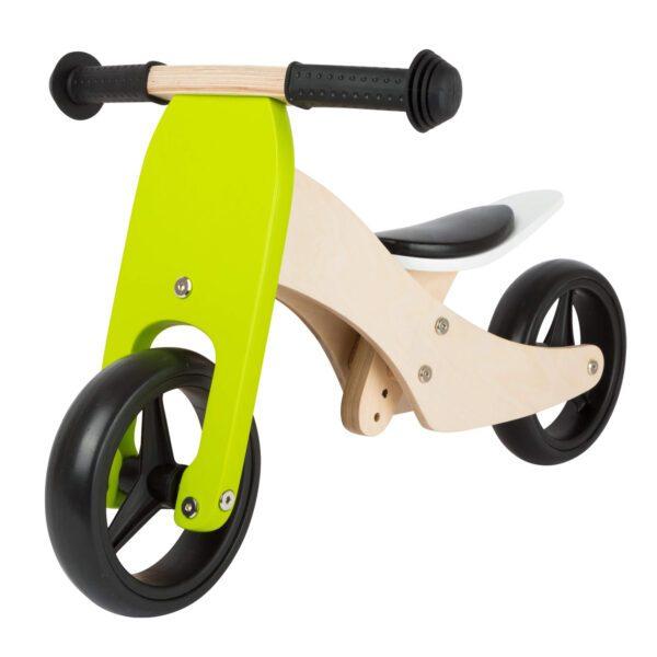 Small Foot houten loopfiets-2-in-1