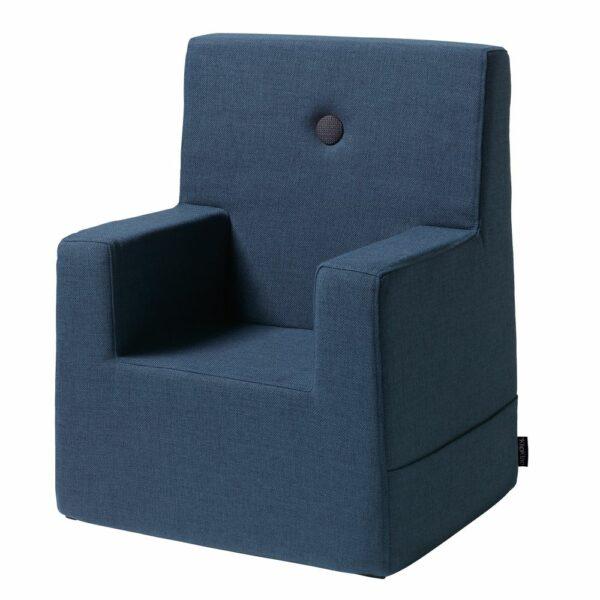 by KlipKlap KK Kids Chair XL, blauw 2