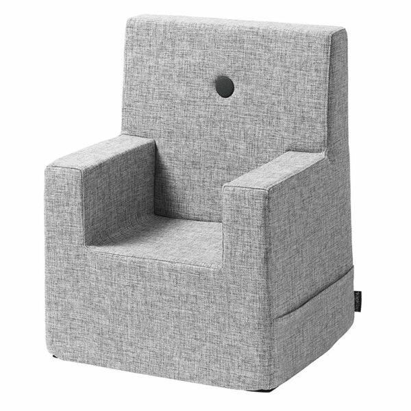 by KlipKlap KK Kids Chair XL, lichtgrijs 1