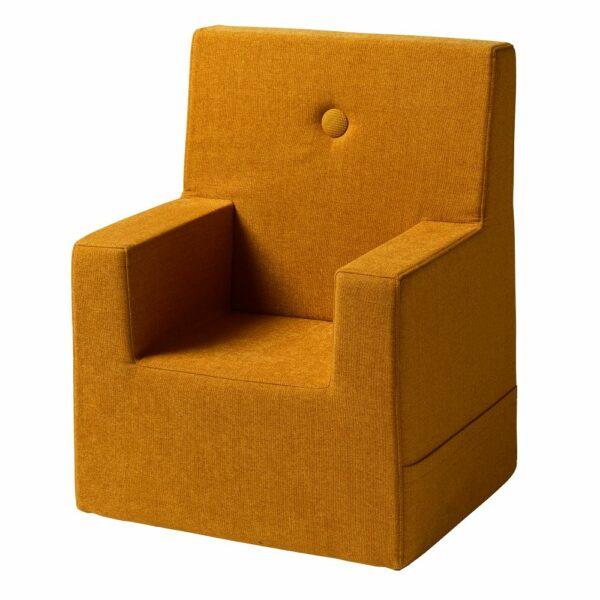 by KlipKlap KK Kids Chair XL, mosterdgeel 2