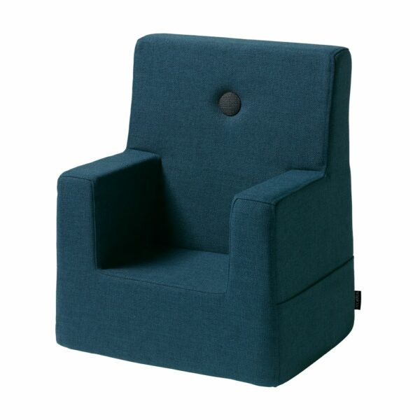 by KlipKlap KK Kids Chair, donkerblauw 2