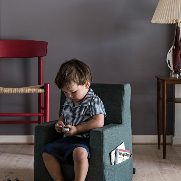by KlipKlap KK Kids Chair, groen 1