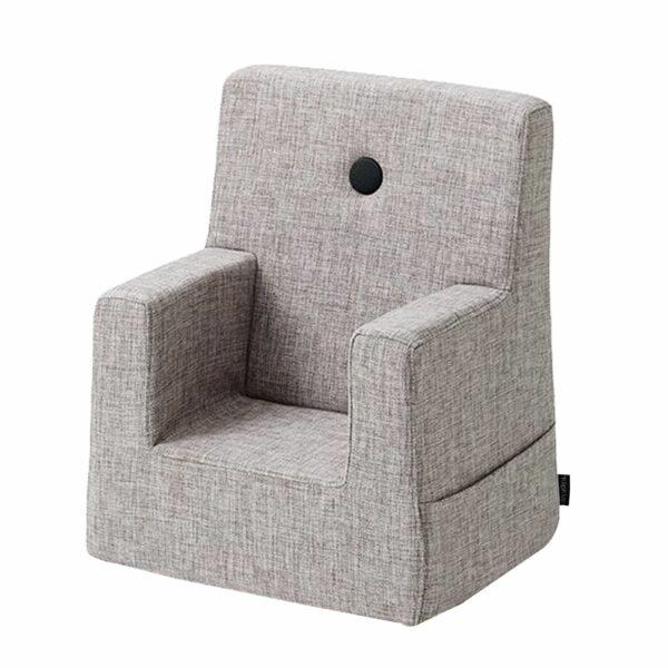 by KlipKlap KK Kids Chair, lichtgrijs 1