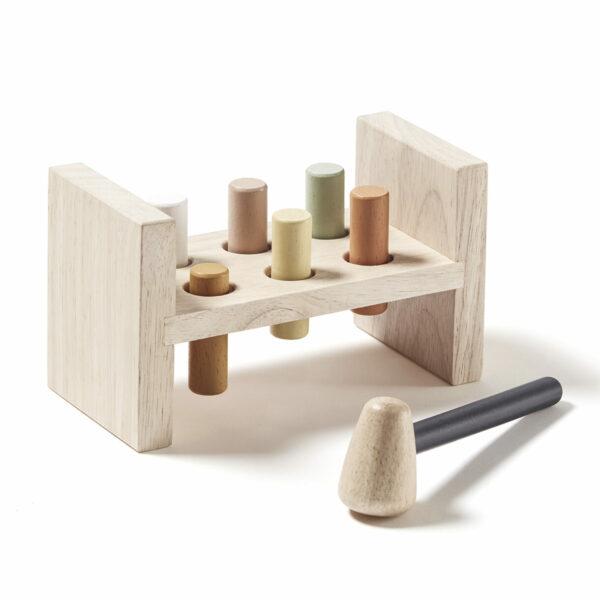 Kids Concept houten Hamerbank