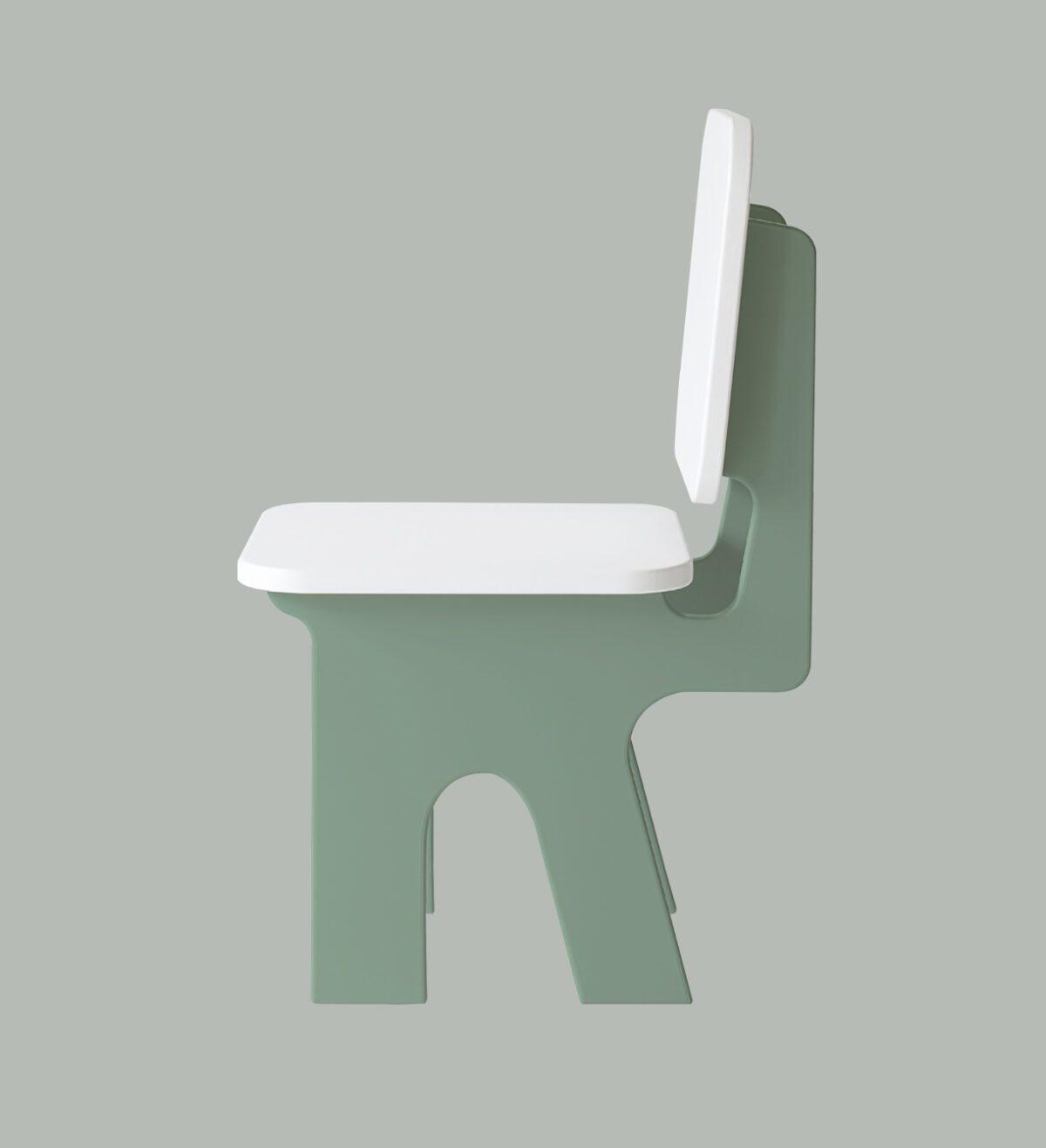Kinderstoeltje dipperdee groen Jindl