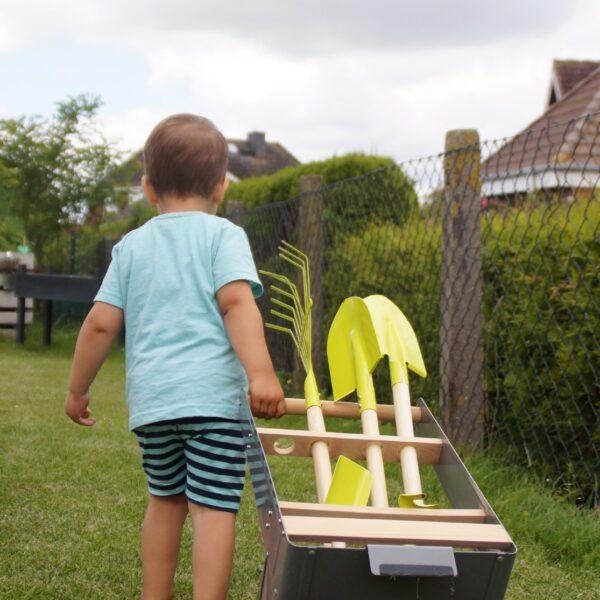 Tuinwagenset met accessoires-4
