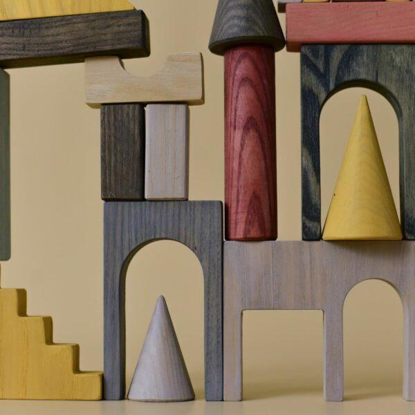 Vrije vorm blokken hout MinMin Copenhagen-5