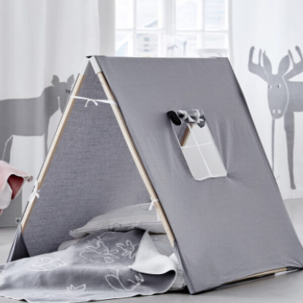 Opvouwbare-tent-grijs-Kids-Concept-grijs