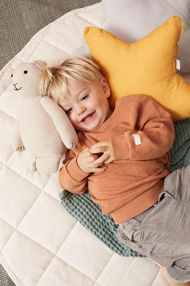 Speelkleed Kid's Concept rond wit