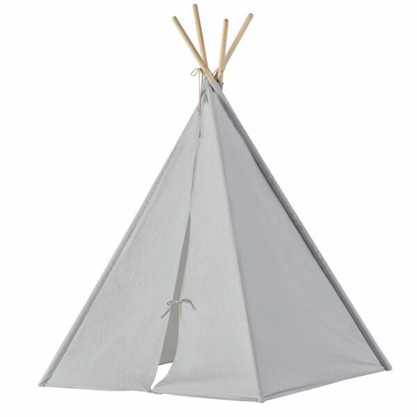 Tipi tent Kid's Concept, detail grijs