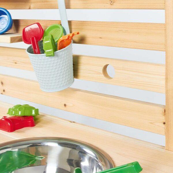 Buitenkeuken | Modderkeuken voor kinderen Muddy detail