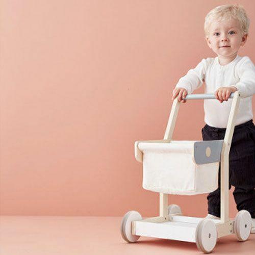 Winkelwagen Kid's Concept Bistro sfeer