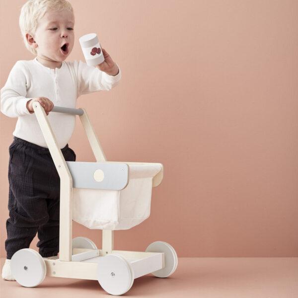 Winkelwagen Kids Concept bij Jindl