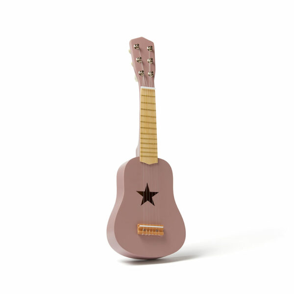 Houten gitaar Kid's Concept lila