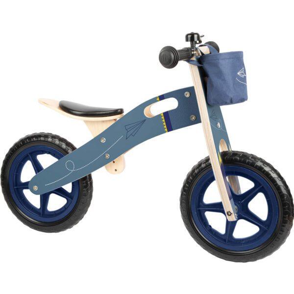 Houten-loopfiets-blauw