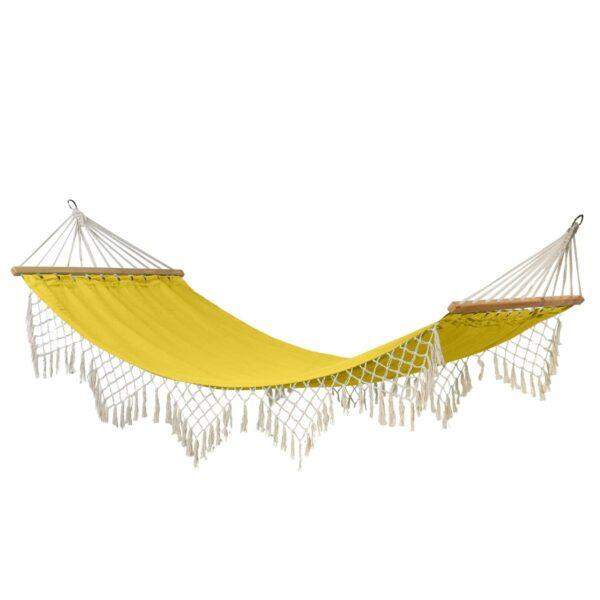 Hangmat Jindl Swing okergeel
