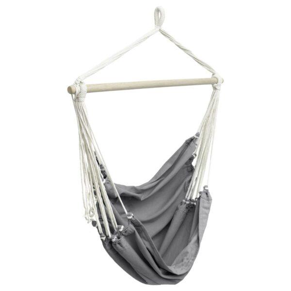 Hangstoel Jindl swing grijs
