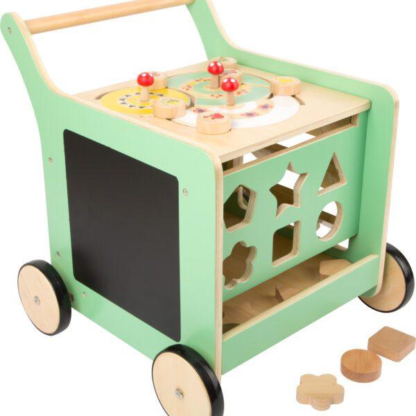 Loopwagen voor kinderen detail
