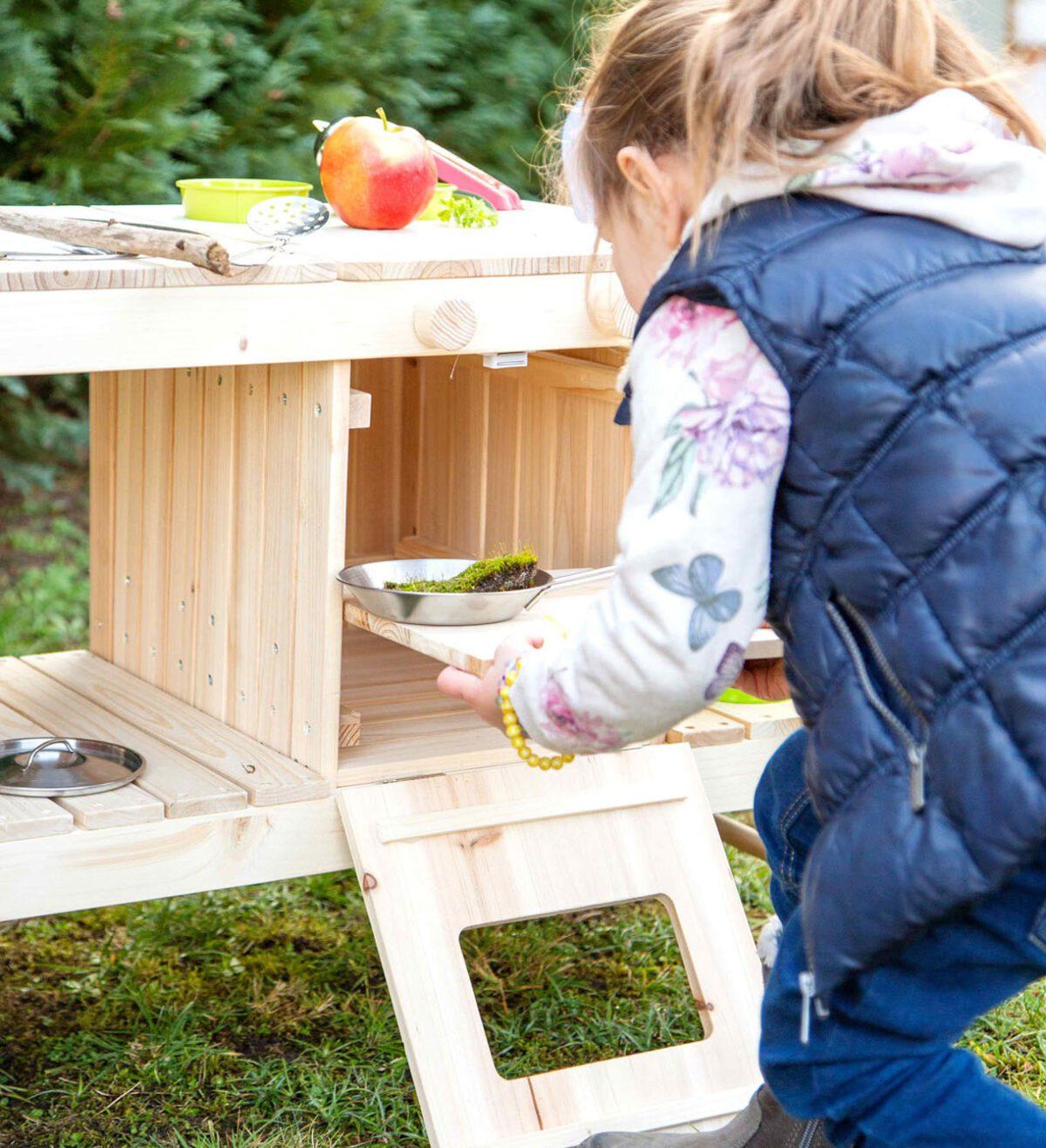 modderkeuken voor kinderen