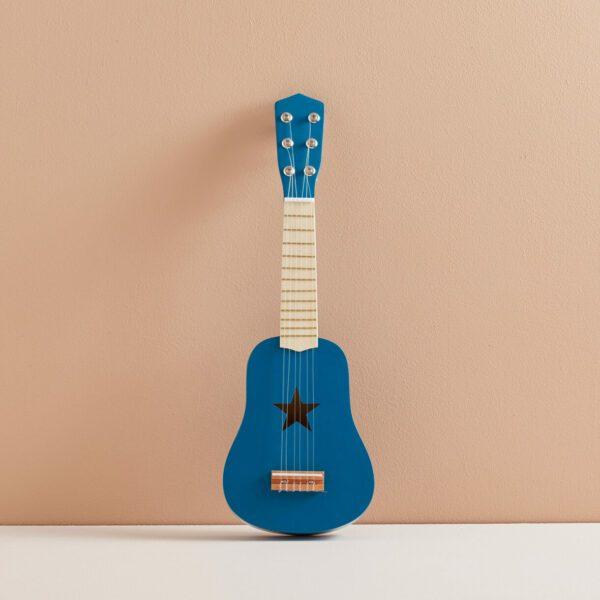 Kid's Concept gitaar blauw sfeer
