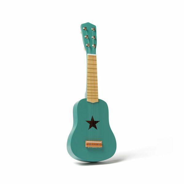 Kid's Concept gitaar groen