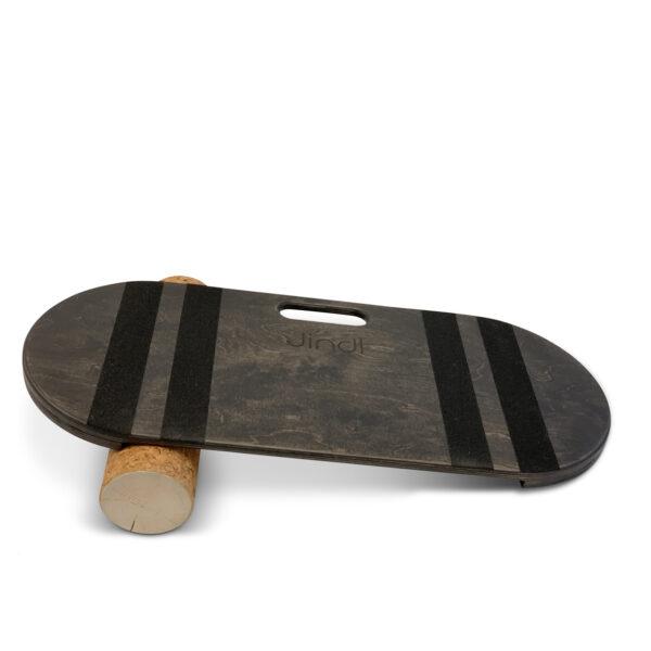 Balance board jindl grijs kurkrol
