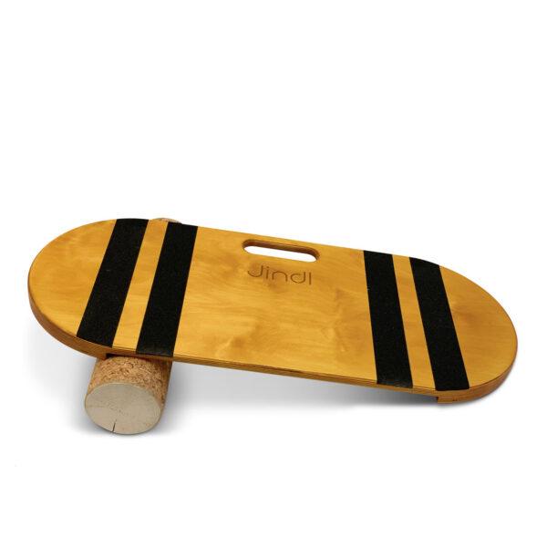 Balance board jindl kurkrol geel