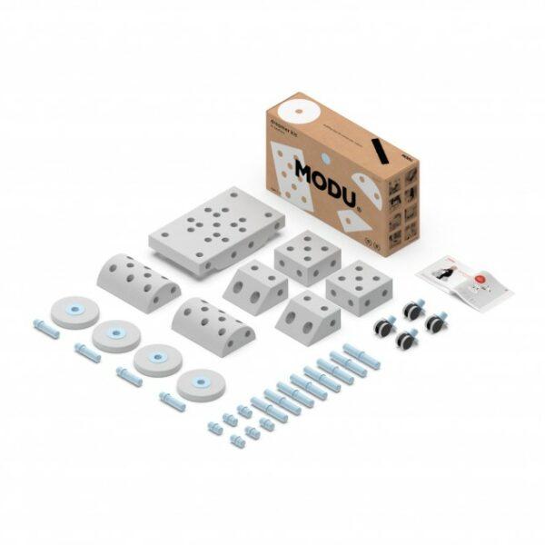 Modu dreamer kit compleet blauw
