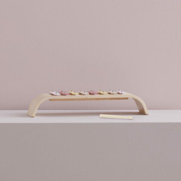 Xylofoon Kid's Concept pastel sfeer