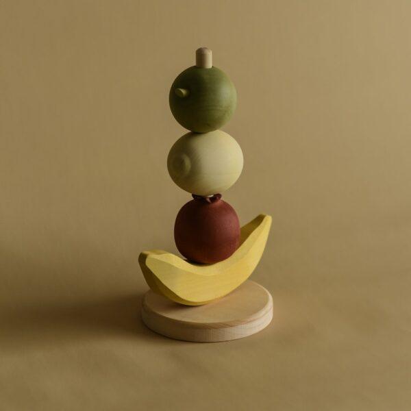 MinMin stapeltoren fruit